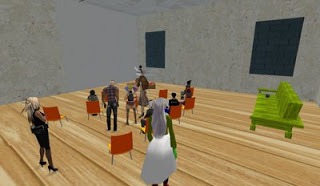 Experiments in Second Life