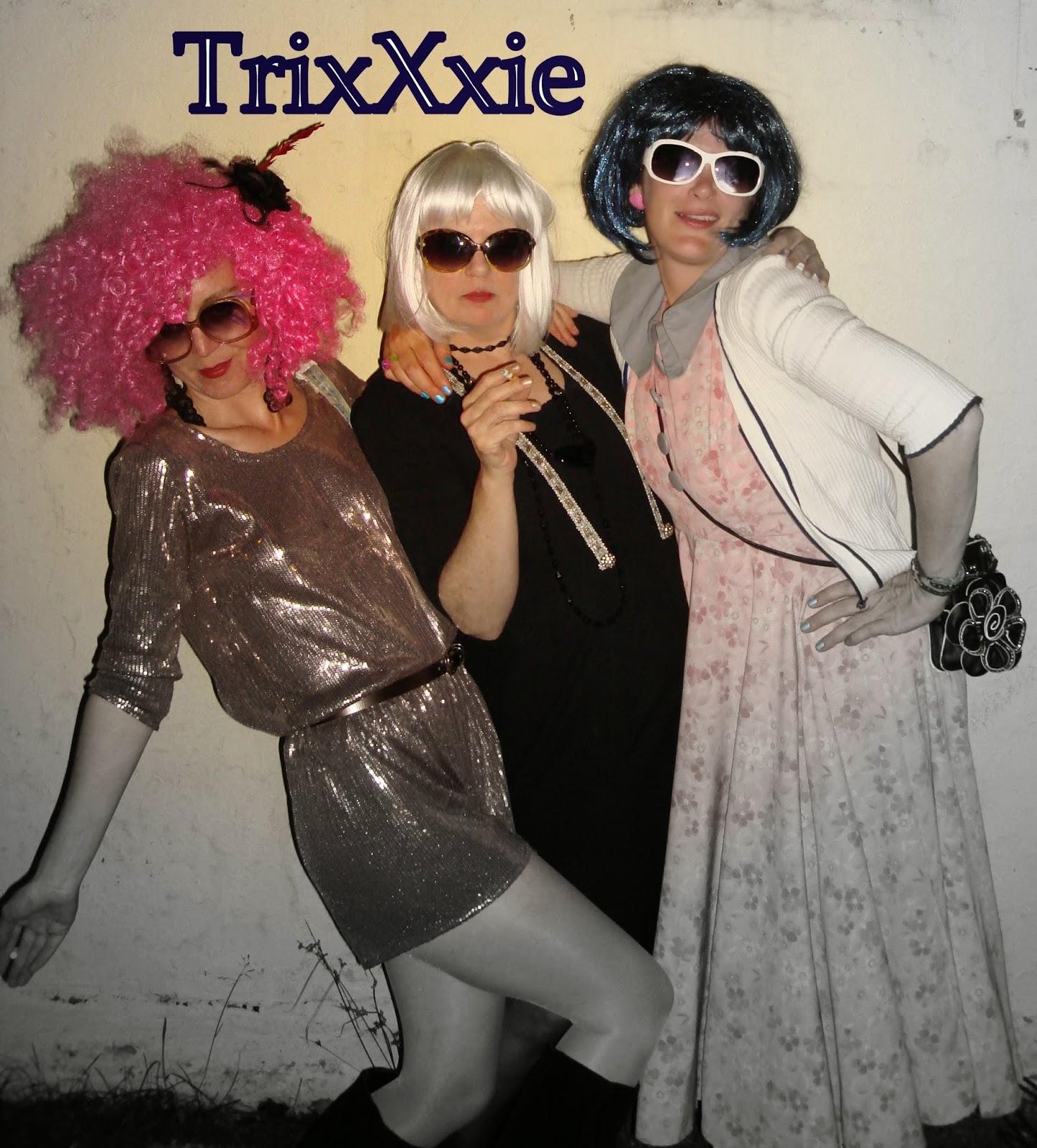 TrixXxie About Town